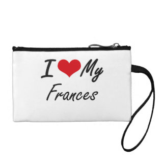 I love my Frances Change Purse
