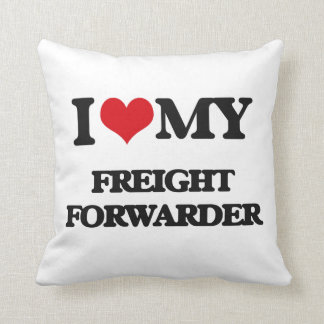 I love my Freight Forwarder Pillows