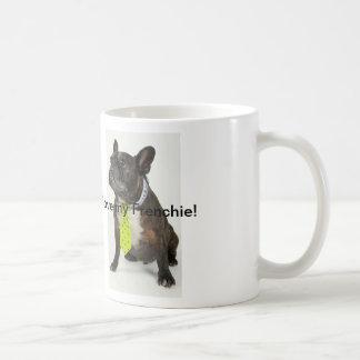 I love my Frenchie French Bulldog Mug