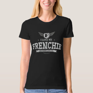 I LOVE MY FRENCHIE VINTAGE TEE
