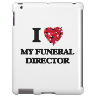 I Love My Funeral Director