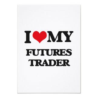 I love my Futures Trader Custom Announcement