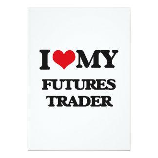 I love my Futures Trader Custom Invitations