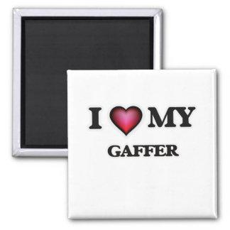 I love my Gaffer 2 Inch Square Magnet