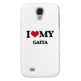 I Love My GAITA Galaxy S4 Cover