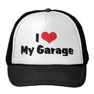 I Love My Garage Trucker Hat