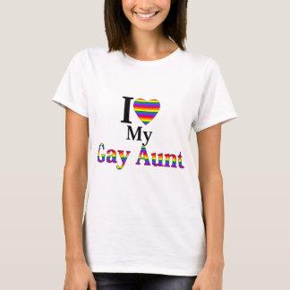 I Love My Gay Aunt T-Shirt