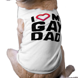 I LOVE MY GAY DAD TEE