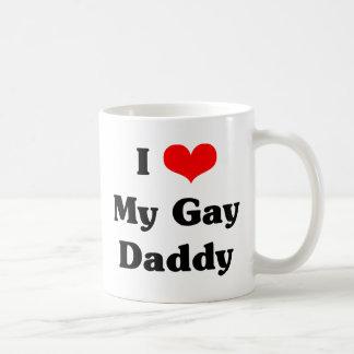 I love my gay daddy mug