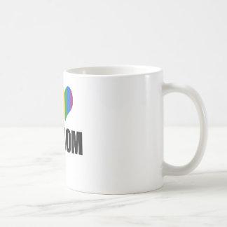 I Love my gay mom Coffee Mug