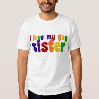 I Love My Gay Sister Shirt