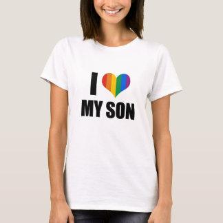 I Love my gay son T-Shirt