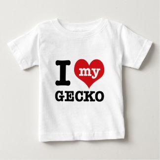 I love my Gecko Baby T-Shirt