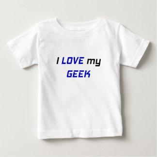 I Love my Geek Tee Shirts