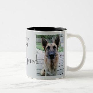 I Love my German Shepard Mug