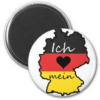 I love my Germany Magnet