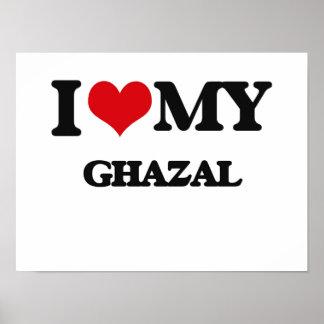 I Love My GHAZAL Poster