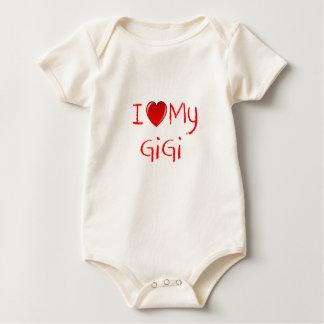 I Love My GiGi Infant Toddler T-Shirt