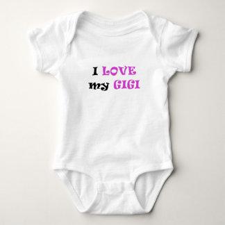 I Love my Gigi Tee Shirt