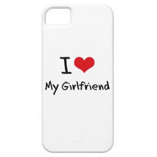 I Love My Girlfriend iPhone 5 Covers