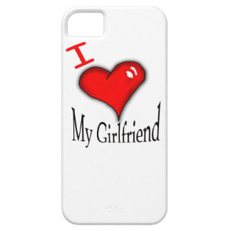 I love my Girlfriend IPhone 5s case iPhone 5 Cases