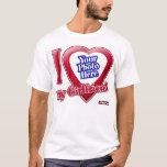 I Love My Girlfriend - Photo T-Shirt