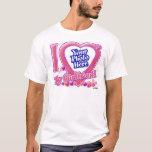 "I Love My Girlfriend pink/purple - photo T-Shirt<br><div class=""desc"">I Love My Girlfriend pink/purple - photo</div>"