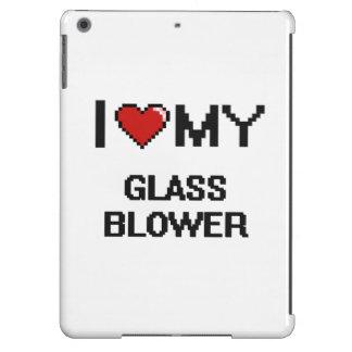 I love my Glass Blower iPad Air Cover