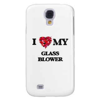 I love my Glass Blower Galaxy S4 Covers