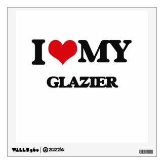 I love my Glazier Wall Graphics