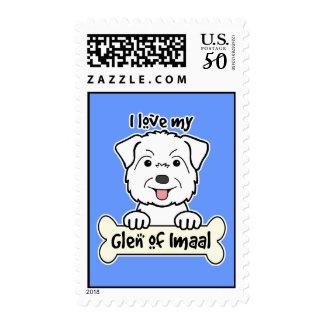 I Love My Glen of Imaal Postage