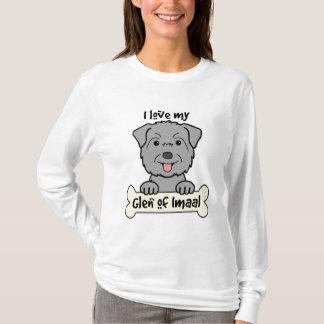 I Love My Glen of Imaal T-Shirt