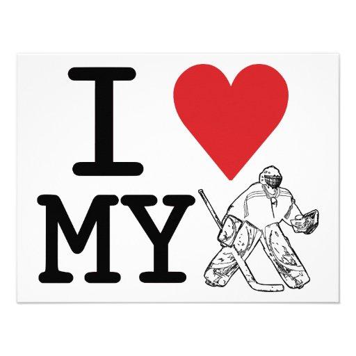 ... Party Invitations (hockey) 4.25u0026quot; X 5.5u0026quot; Invitation Card : Zazzle