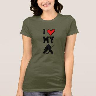 I love my goalie T-Shirt