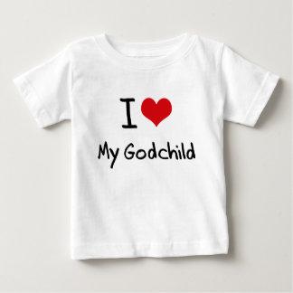 I Love My Godchild Shirts