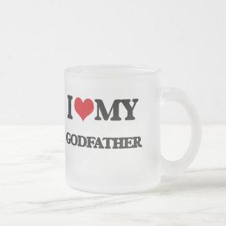 I love my Godfather Frosted Glass Coffee Mug