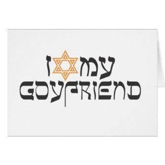 I love my goyfriend cards
