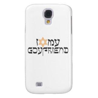 I love my goyfriend samsung galaxy s4 cover