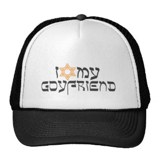 I love my goyfriend trucker hat