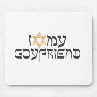 I love my goyfriend mousepads