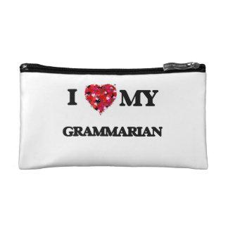 I love my Grammarian Cosmetic Bag