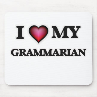 I love my Grammarian Mouse Pad