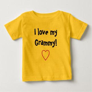 I Love My Grammy Baby T-Shirt