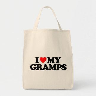I LOVE MY GRAMPS TOTE BAG