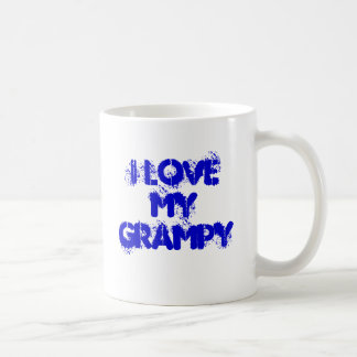I LOVE MY GRAMPY COFFEE MUG