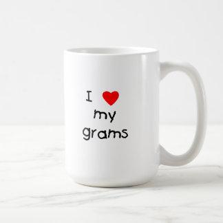 I love my grams coffee mug