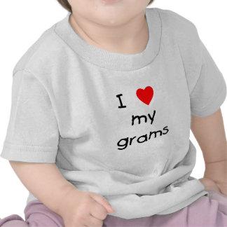 I love my grams shirts