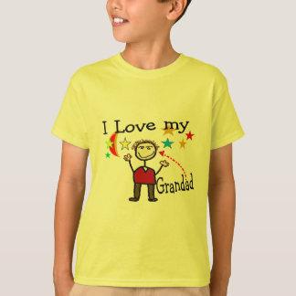 I Love My Grand Dad T-Shirt