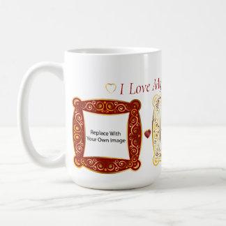 I Love My Grandchildren! Cameo Picture Mug