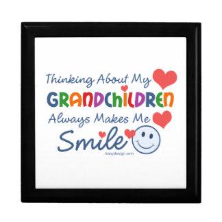 I Love My Grandchildren Gift Box